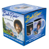 Bob Ross Self-Painting Coffee Mug