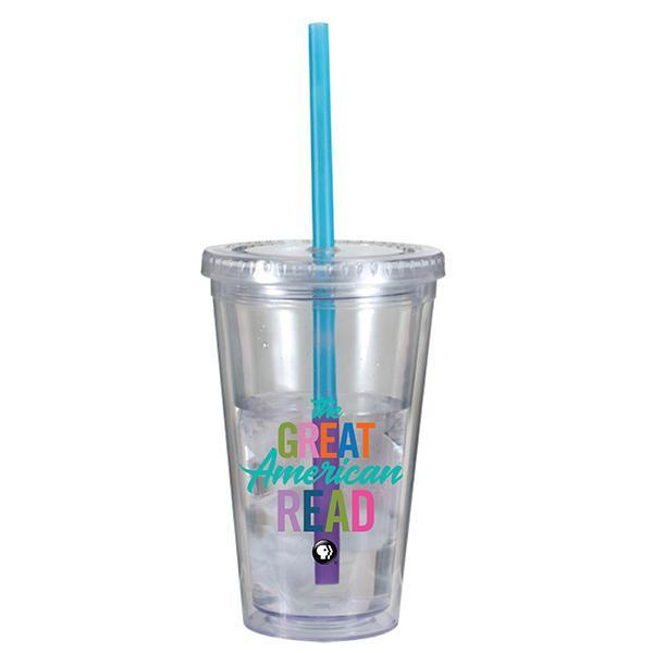 The Great American Read 16 oz. Acrylic Tumbler