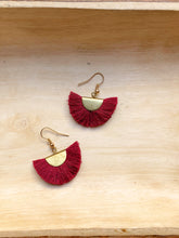 Fan Earrings MINI