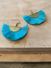 Fan Earrings Medium