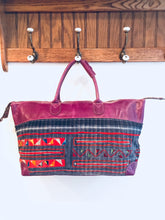 Travel Bag, Purple