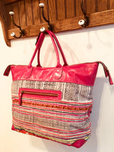 Travel Bag, Fuchsia