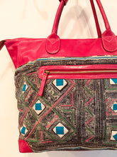 Travel Bag, Fuchsia #2