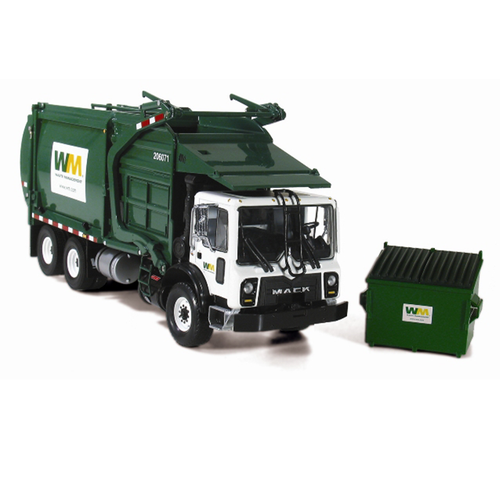 waste management wittke frontload