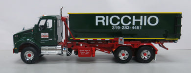 kenworth ricchio sanitation limited run rolloff