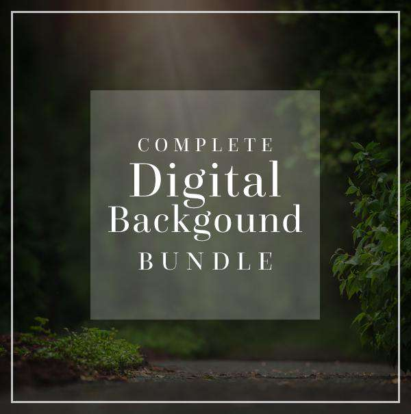 Complete Digital Background Bundle