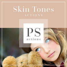 Perfect Skin Tones Photoshop Actions