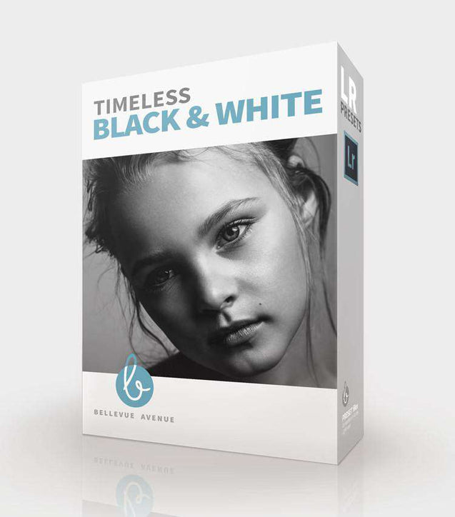 Lightroom Presets - Timeless Black & White Lightroom Presets - CLOSEOUT SALE!