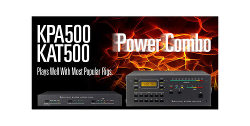 PWRCOMBO-K_KPA500 & KAT500 Power Combo, Kit - $75 Savings + April Special $50 Discount