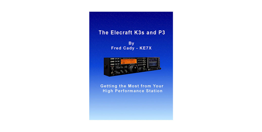 E740243_K3S/P3 Book from Fred Cady