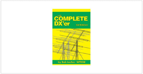 E750001_The Complete Dx'er by Bob Locher/W9KNI