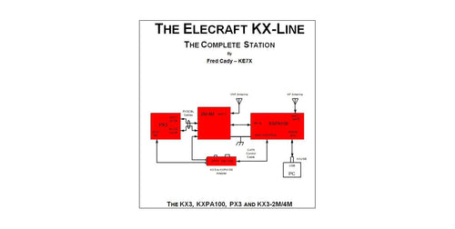 E740241_The Elecraft KX-Line book by Fred Cady