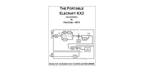 E740242_The Portable KX3 Book by Fred Cady