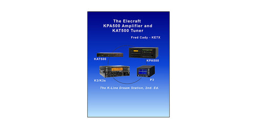 E740244_KPA500/KAT500 book from Fred Cady