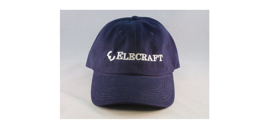 KHAT_Elecraft Logo Hat $2 April Special Discount