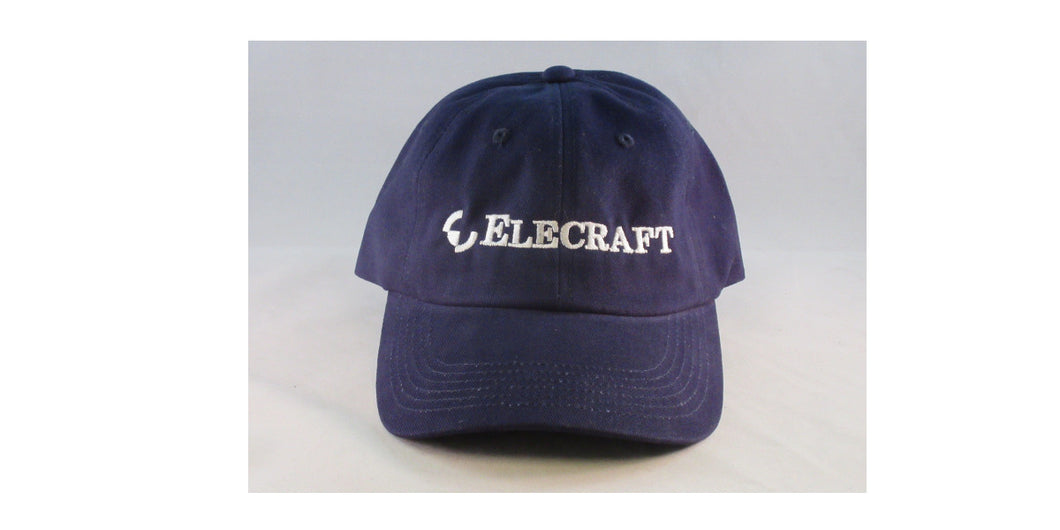 KHAT_Elecraft Logo Hat $2 April/May Special Discount