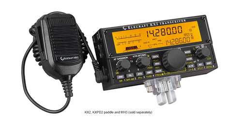 KX2-F_KX2 Transceiver-Assembled - February Special $20 Discount