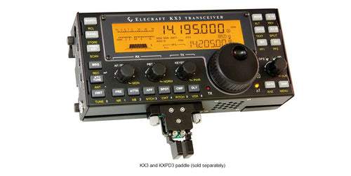 KX3-F_KX3 160-6M Transceiver, Factory Assembled - Free Shipping April Special