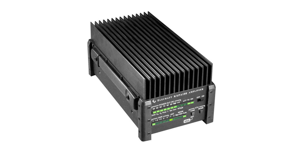 KXPA100-AT-F_KXPA100-AT 100W Ext Amp with KXAT100 100W ATU - Factory Assembled