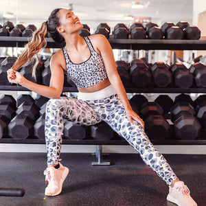 NEW Chui Leopard in High Waist - Call Me Activewear