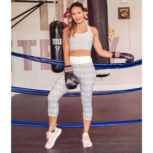 Emma High Waist Capri - Call Me Activewear