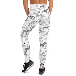 Equis Leggings in Higher Waist
