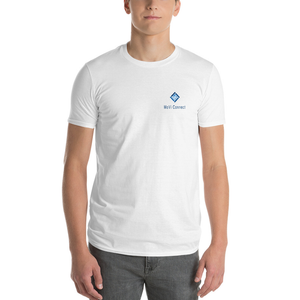 MoVi Connect Unisex Tee in White