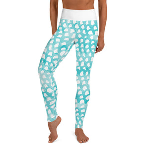 Marina High Waist Leggings - Call Me Activewear