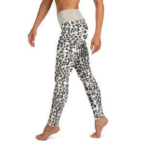 NEW Snow Leopard High Waist