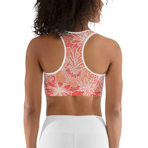 NEW Mandarin Sports bra - Call Me Activewear