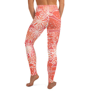 NEW Mandarin High Waist Leggings - Call Me Activewear