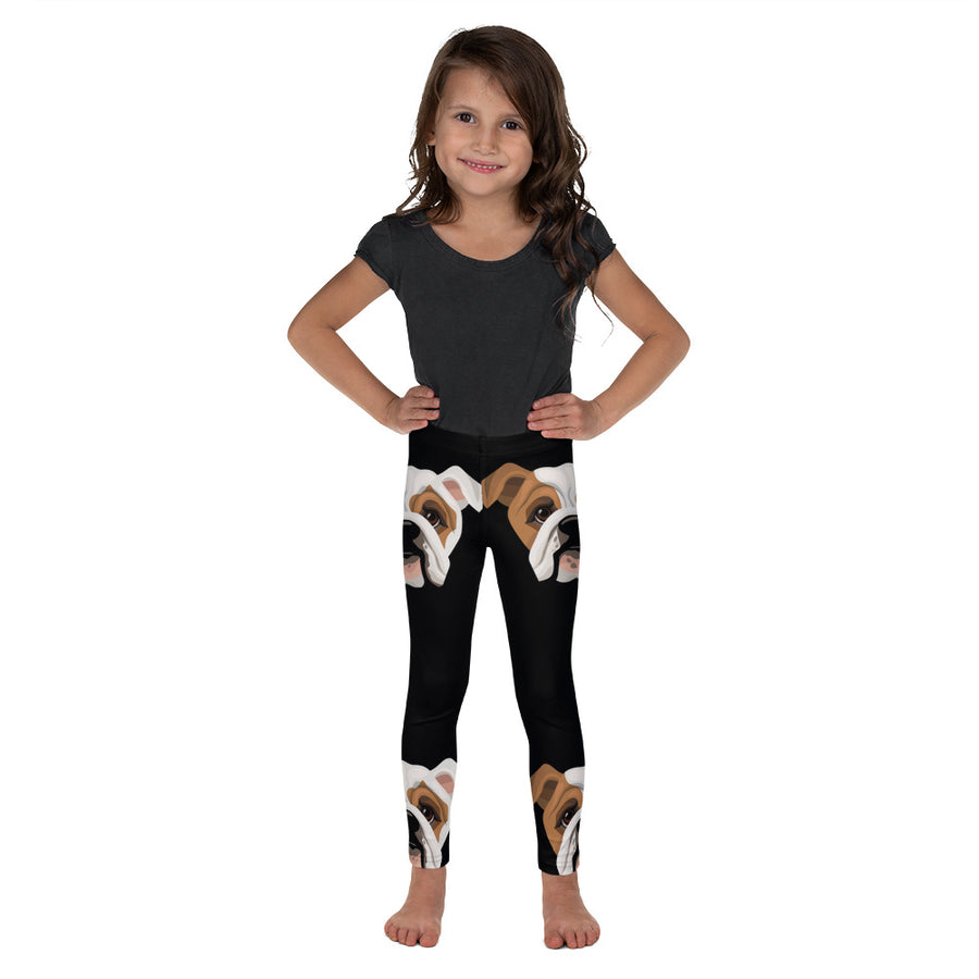 Bullies Kid's Leggings - Call Me Activewear