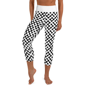 Mod High Waist Capri - Call Me Activewear