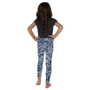 Night Bloom Minnie Me Leggings - Call Me Activewear