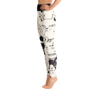 Kit Kat High Waist Leggings - Call Me Activewear