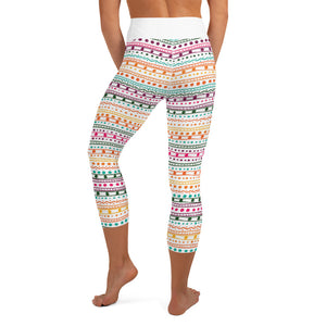 NEW Ollie Pop Capri Leggings