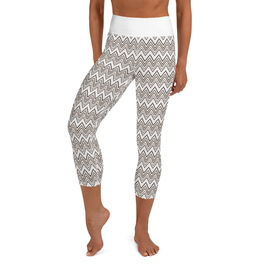 NEW Emma High Waist Capri - Call Me Activewear