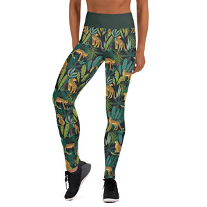 NEW Kyana Jungle in High Waist - Call Me Activewear