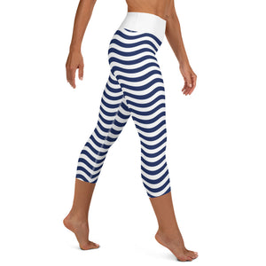 Wave High Waist Capri - Call Me Activewear