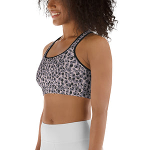 Chui Leopard Sports bra - Call Me Activewear