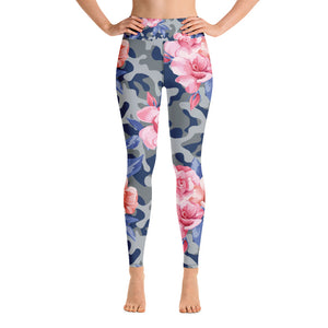 Esprit Camo in Higher Waisted NEW - Call Me Activewear