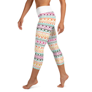 Ollie Pop Capri Leggings - Call Me Activewear