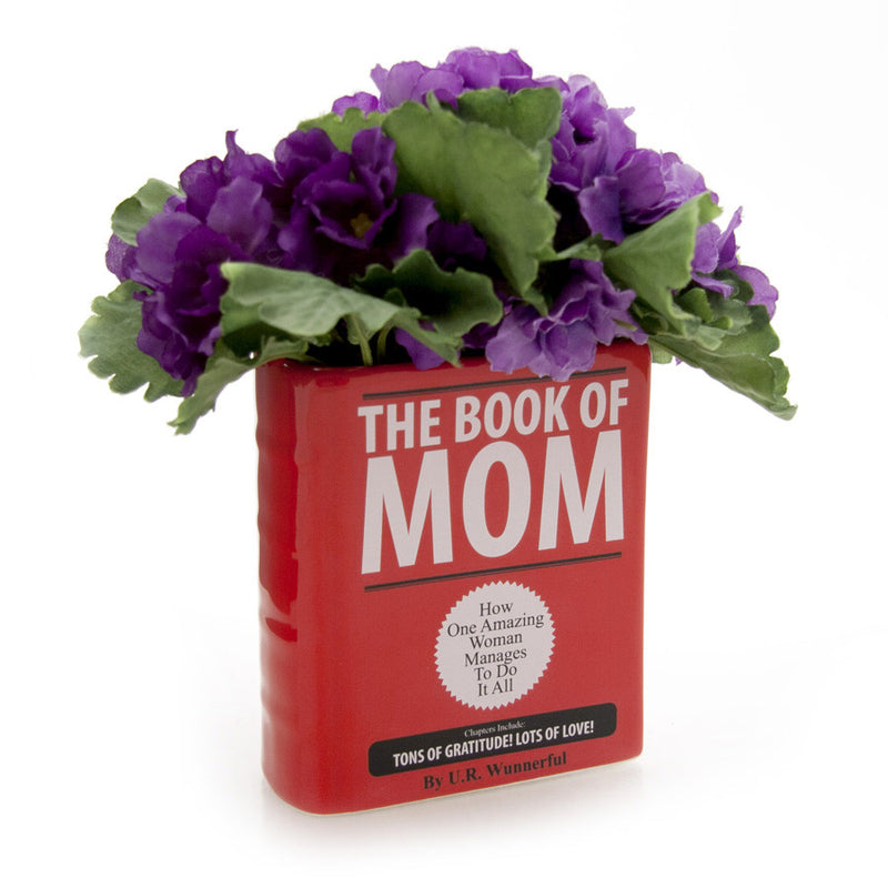 Book Of Mom Container