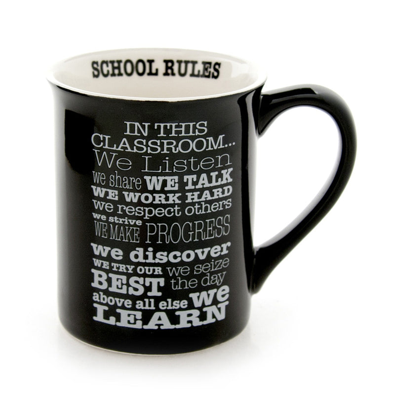 In This Classroom Mug