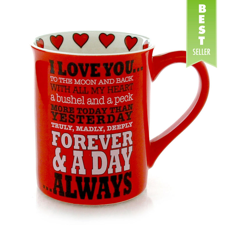 I Love You Always  Mug