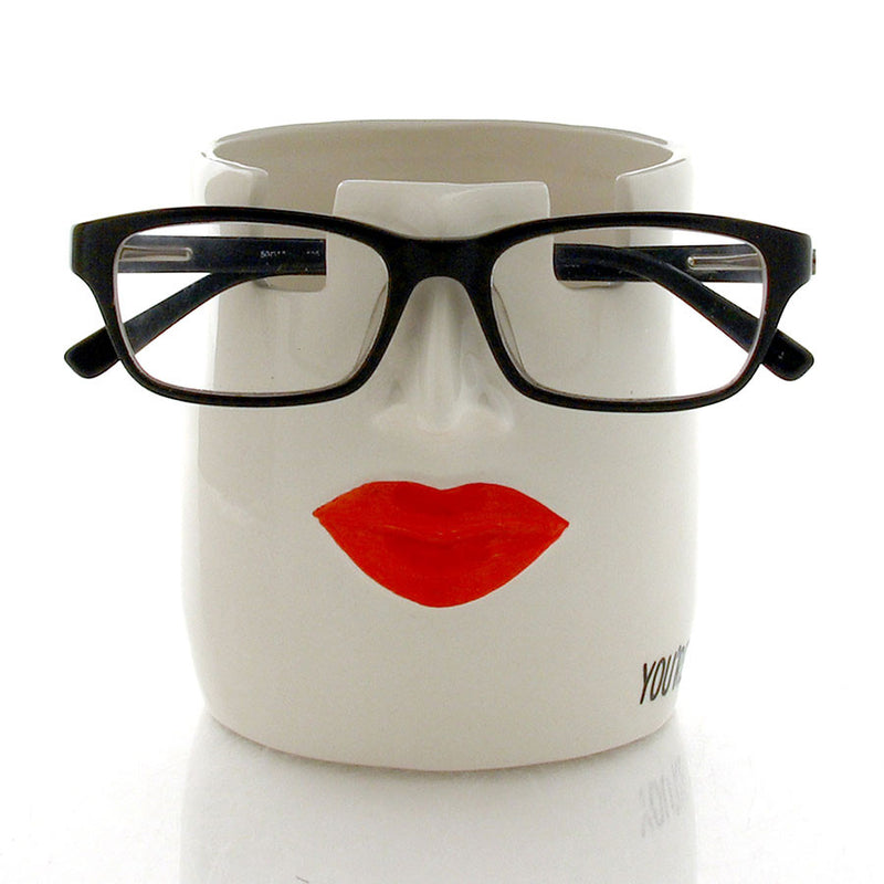Girl Spec Glasses Hld Containe