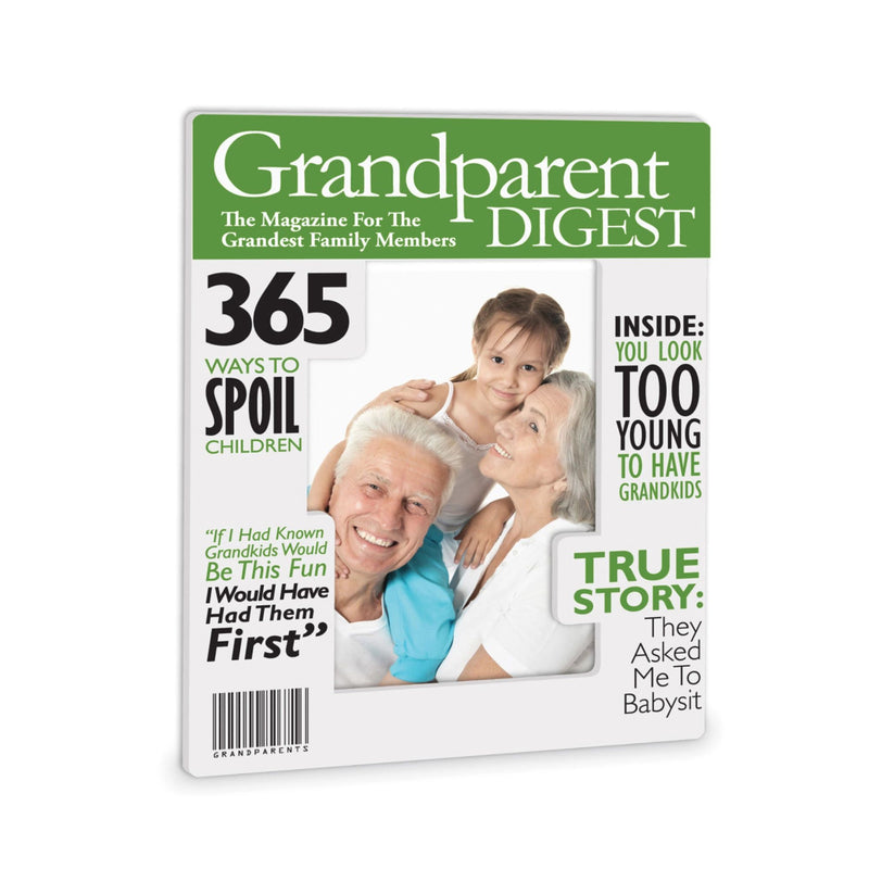 Grandparents Magazine Frame