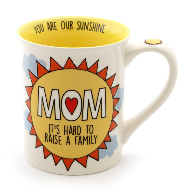 Mom Raise Family Mug