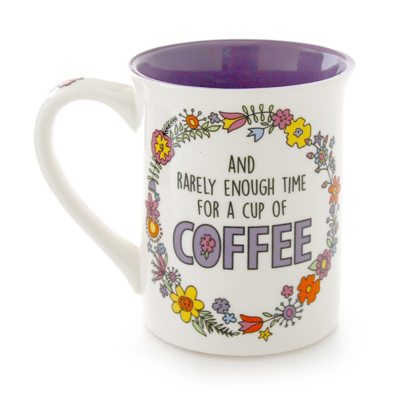 Mom Happy Kids Mug