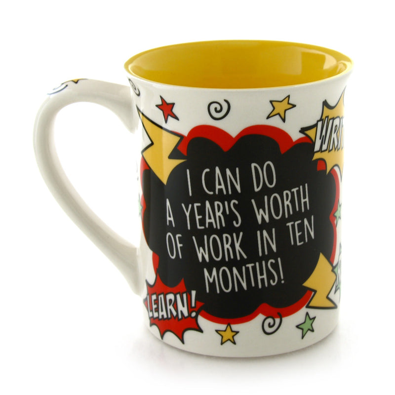 Teaching Is My Super Power Mug